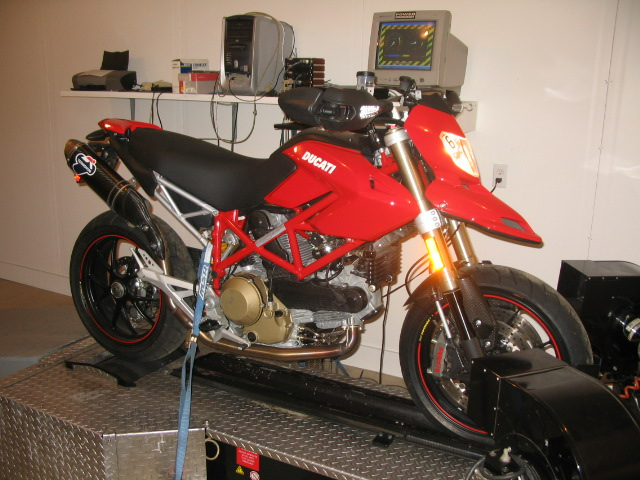 Hypermotard S with Termi 2-1