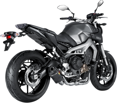 Akrapovic Full System Stainless/Carbon FZ-09