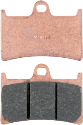 SBS RS brake pads FZ-07