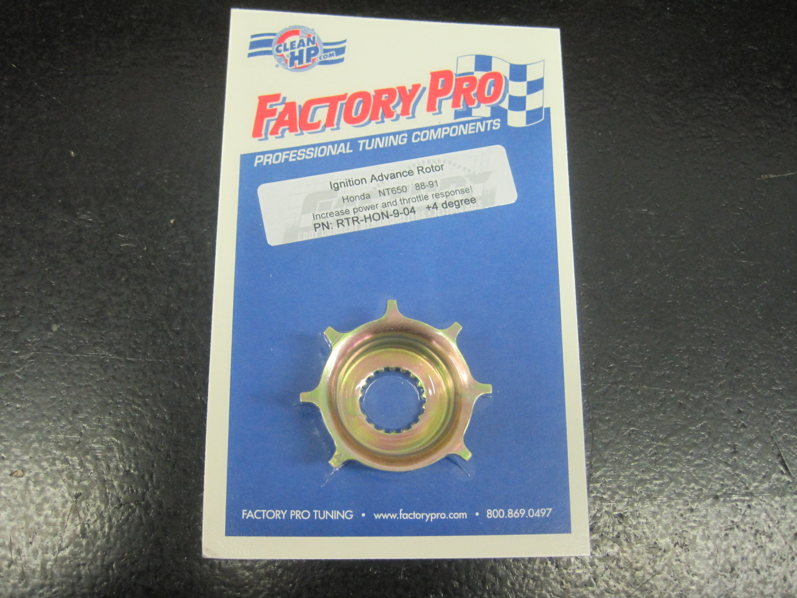 Factory Pro Ignition Advancer